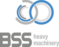 Logo der BSS heavy machinery aus Finowfurt